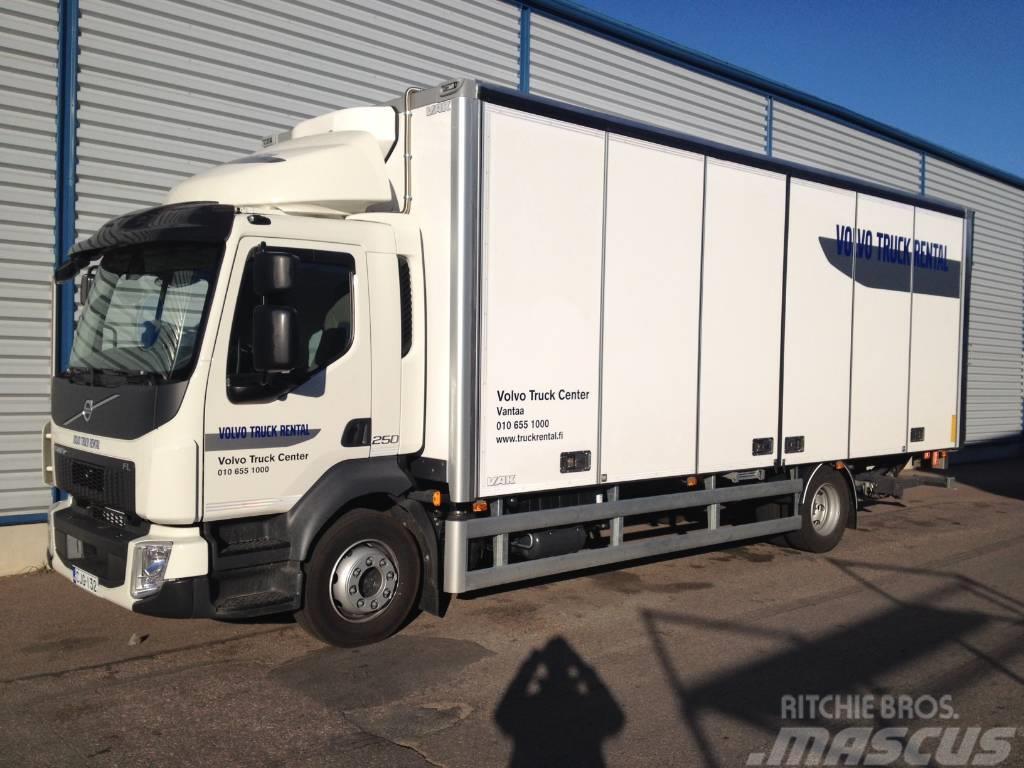 Volvo FL 4x2 16 tn, umpikori 7,5 m, TL-nostin