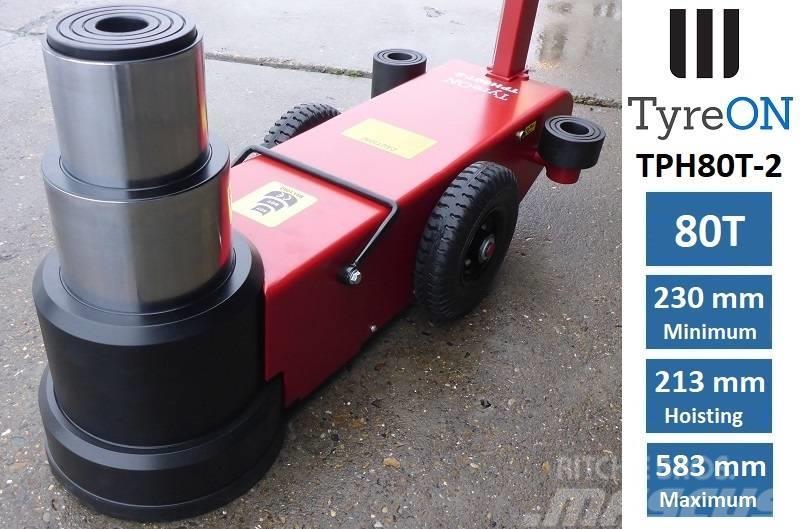 TyreOn TPH80T-2  Air hydraulic truck jack   80T