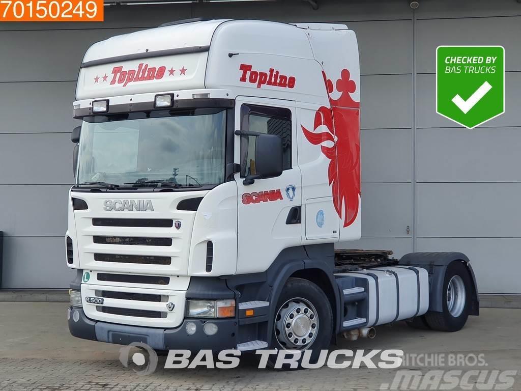 Scania R500 4X2 Manual Retarder 2x Tanks Euro 4