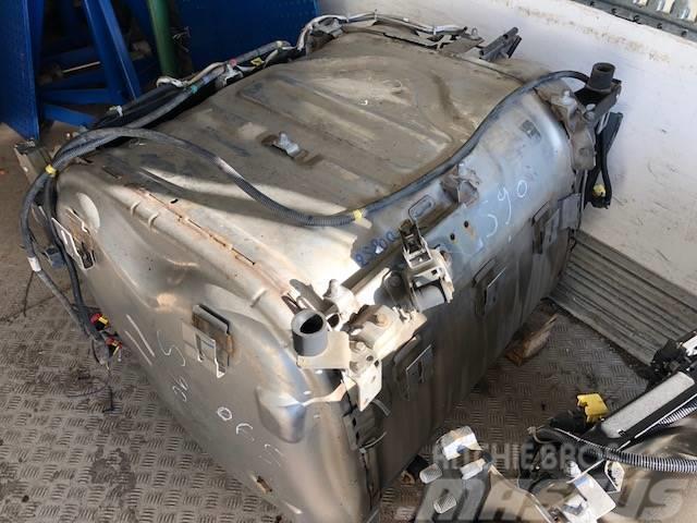 Scania R580 EXHAUST SILENCER P/N: 2442152 / 2137226