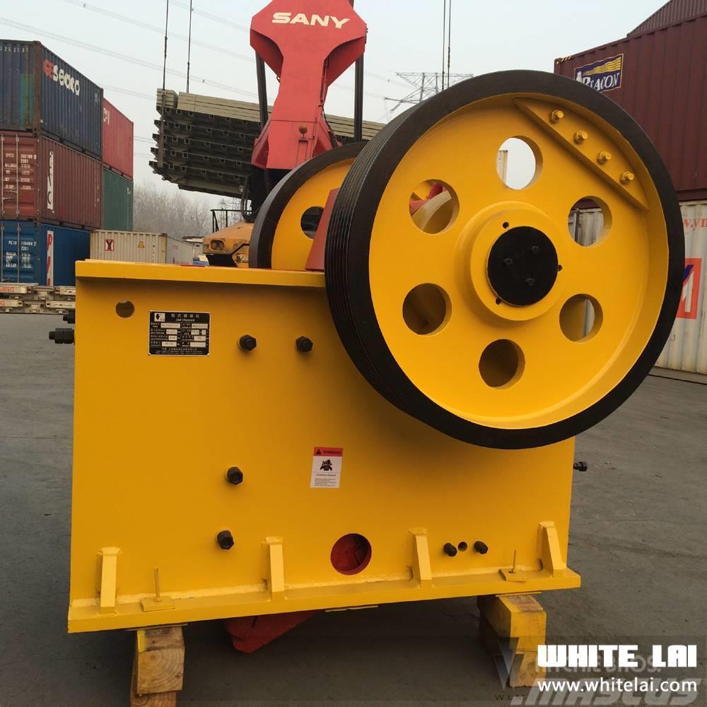 White Lai PE-500X750 Rock Jaw Crusher