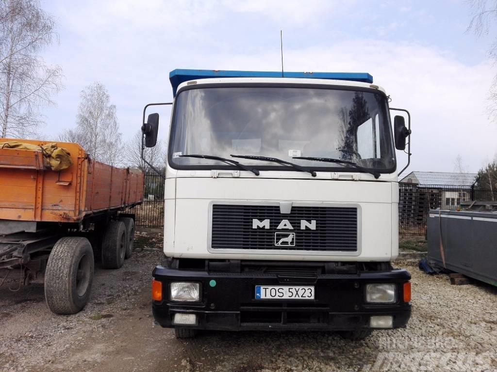 MAN 18.322, 1994, Tippbilar
