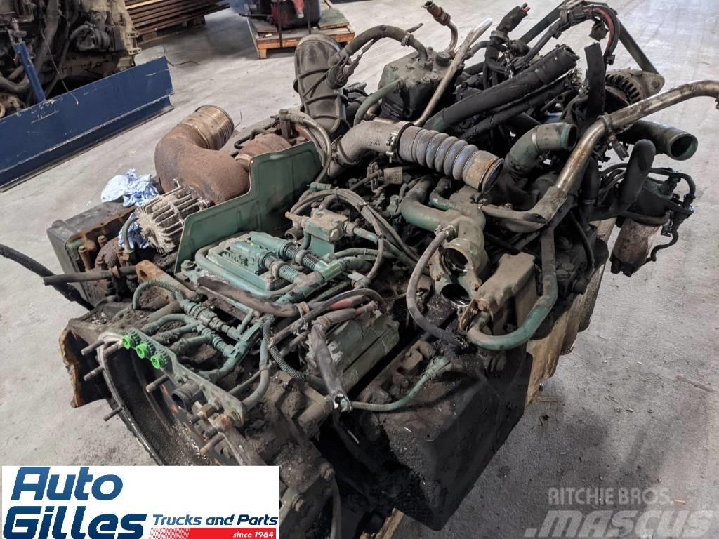 Volvo DH12E340  EC06B / D12E340EC06B Motor