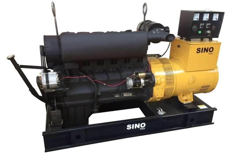 Sino Plant 50KVA 380v Diesel Open Type