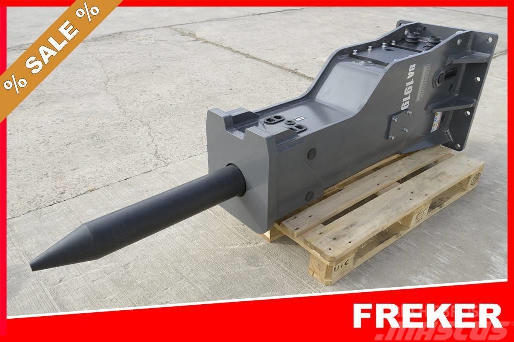 Sandvik Hammer BA1919 - 1.250 kg - NEW - NEW - 13~24T