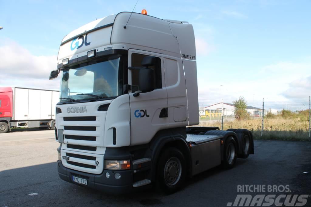 Scania R500LA6X2MNB