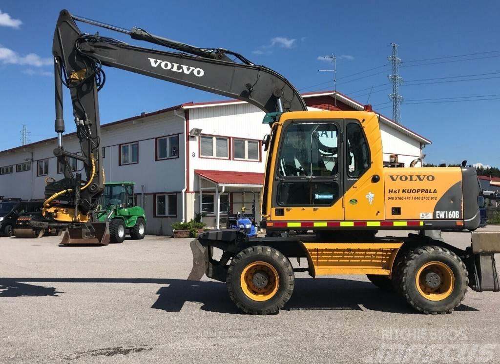 Volvo EW 160 B