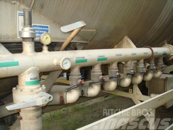 Feldbinger EN AW-5083, 2002, Tanktrailer