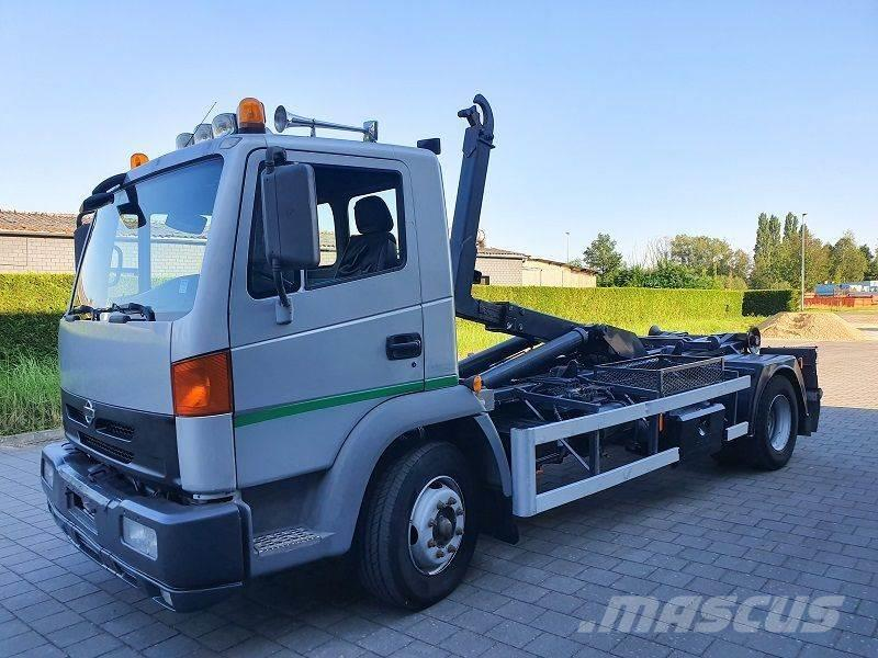 Nissan Atleon TK150/E3 CONTAINER SYSTEEM- CONTAINER SISTE