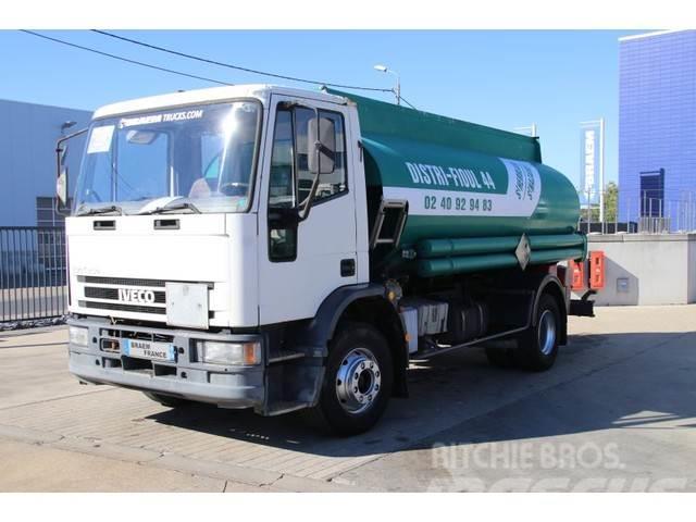 Iveco EUROCARGO 150E18 + TANK 11000L ( 4 comp.)