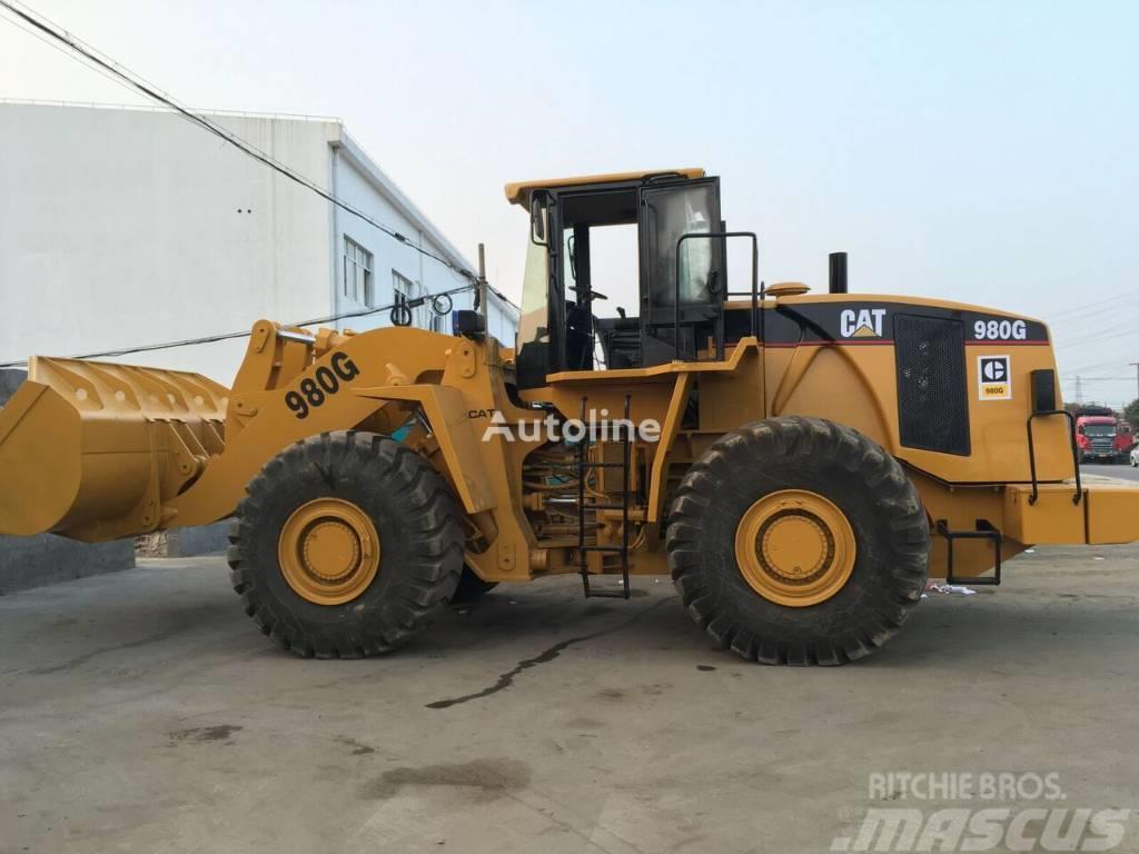 Caterpillar wheel loader 980G