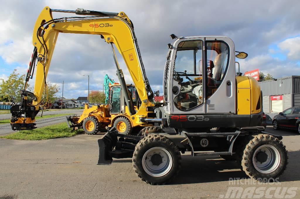 Wacker Neuson 9503 / Engcon EC 209, Propo