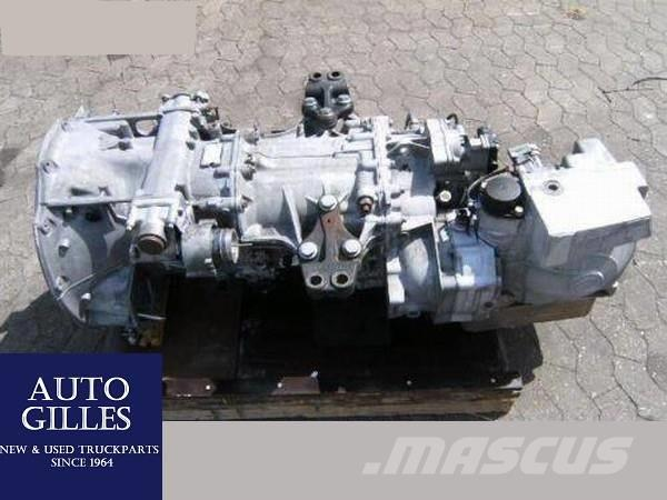 Mercedes-Benz G211-12 / G 211-12 EPS Retarder Actros MP3