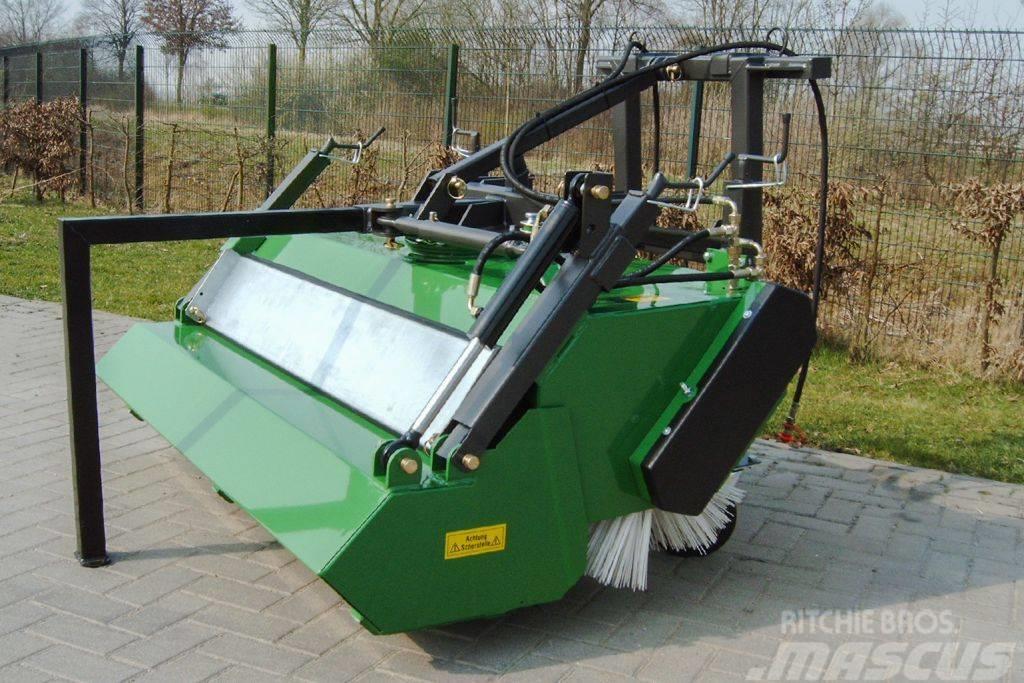Kersten KM60 veegmachine voor tractoren