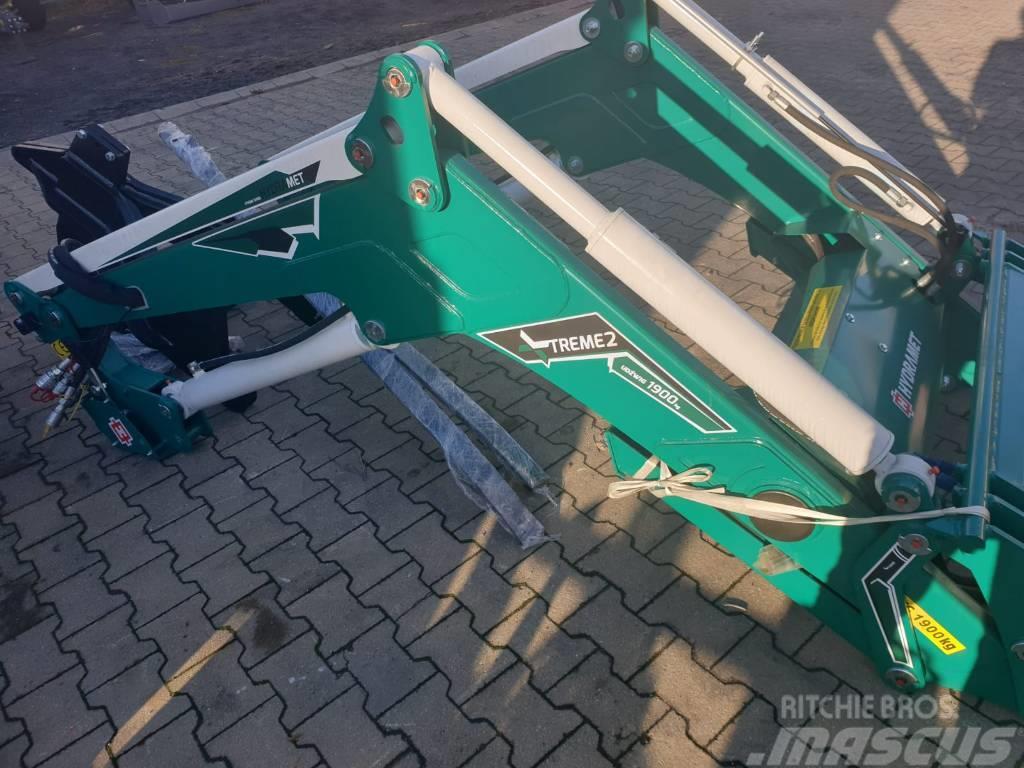 Hydramet ARBOS X2 Xtreme front loader 1900 kg