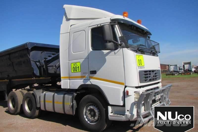 Volvo FH16-550 6X4 HORSE
