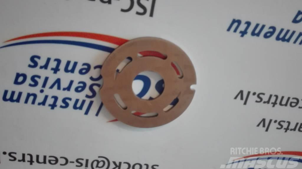 Bobcat 6667668, valve plate