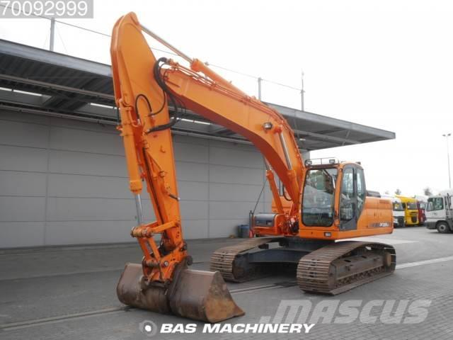 Doosan DX255 Track Nice and clean condition