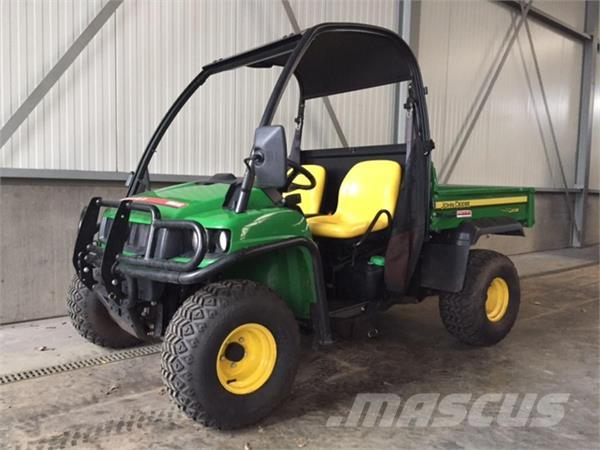used john deere hpx gator atvs year 2016 for sale. Black Bedroom Furniture Sets. Home Design Ideas