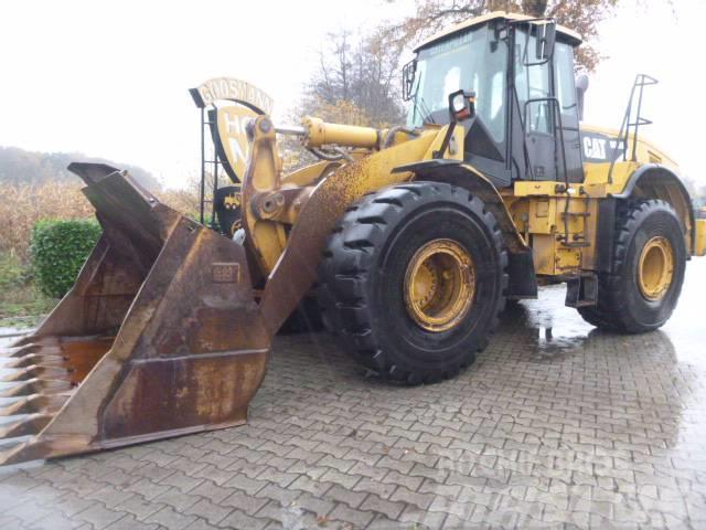 Caterpillar 966 H  -  full steering