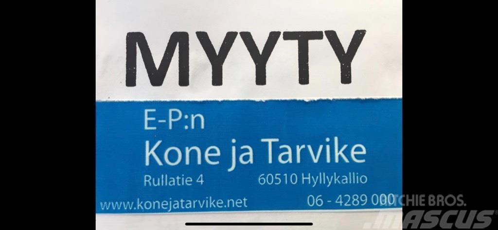 [Other] Viljakärry Paripyörillä