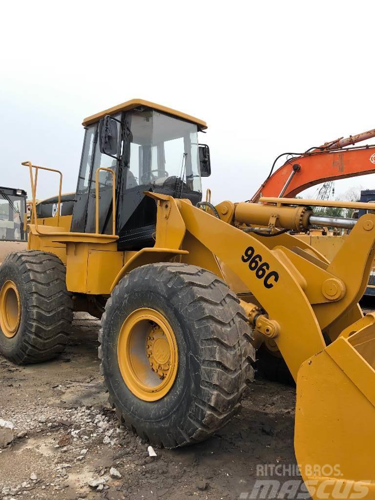 Caterpillar 966 C  loader