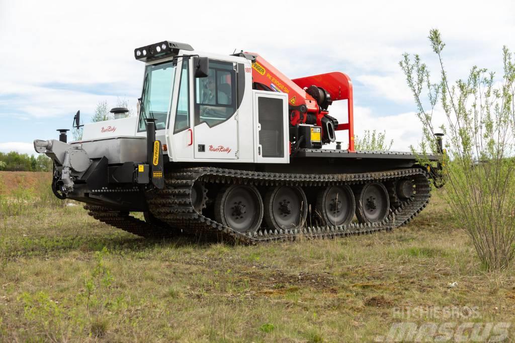 Kässbohrer Geländefahrzeug AG PowerBully 18T - PK 23002-SH