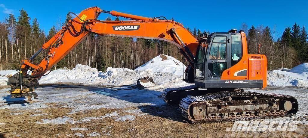 Doosan DX 235 LCR
