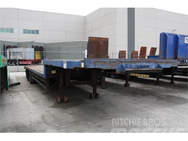 [Other] Crane Fruehauf semi stepframe trailer
