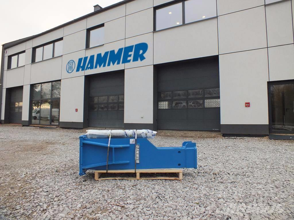 Hammer HM 750 Hydraulic breaker 750kg