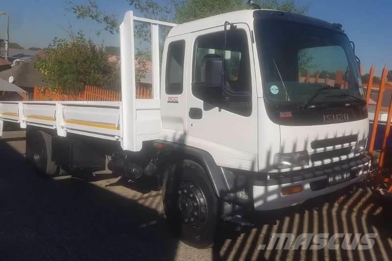 Isuzu FTR800 TURBO
