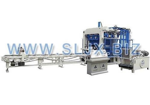 SanLian QT12(XL)-15 Block Making Machine