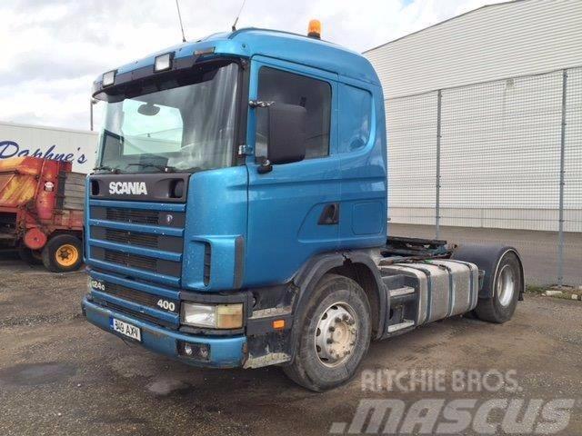 Scania R124-400