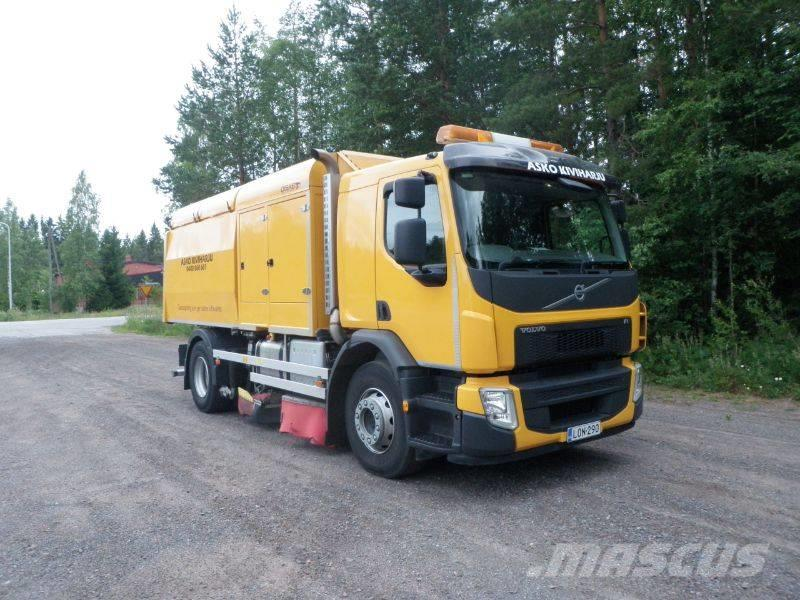 [Other] Disa-Clean 130 PM10 PM2.5 Volvo FE