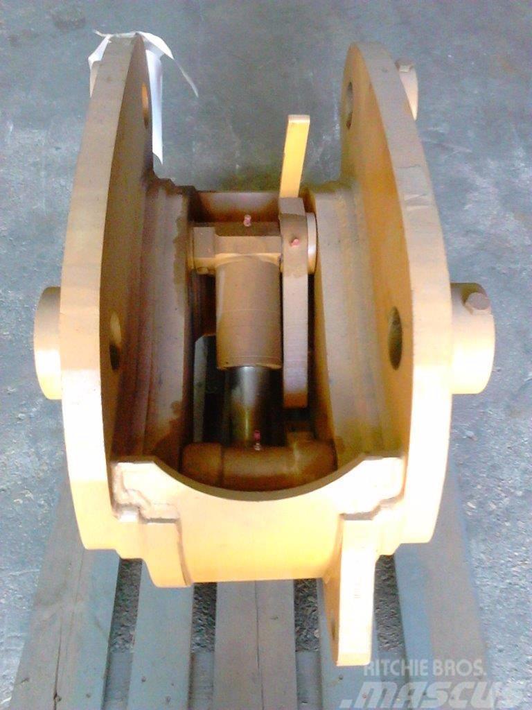 CASE Engate Rápido Hidráulico ERH-9033