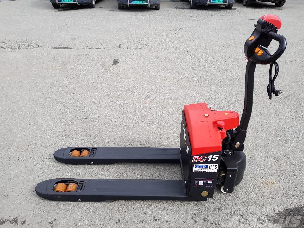 Heli CBD15-170J palletruck (på lager)