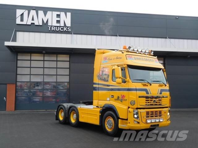 Volvo FH 16.660 6x4 Showtruck