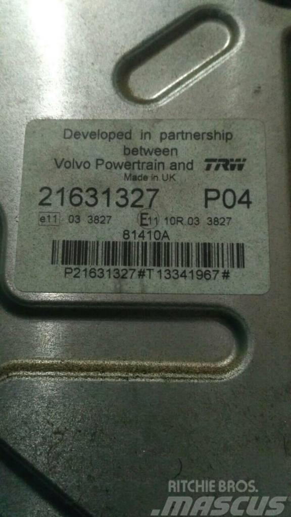 Volvo VOLVO PENTA, FH, FM engine control unit ECU, EDC,