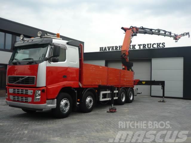 Volvo FH 12 460 8x4 PK 44002 Jib