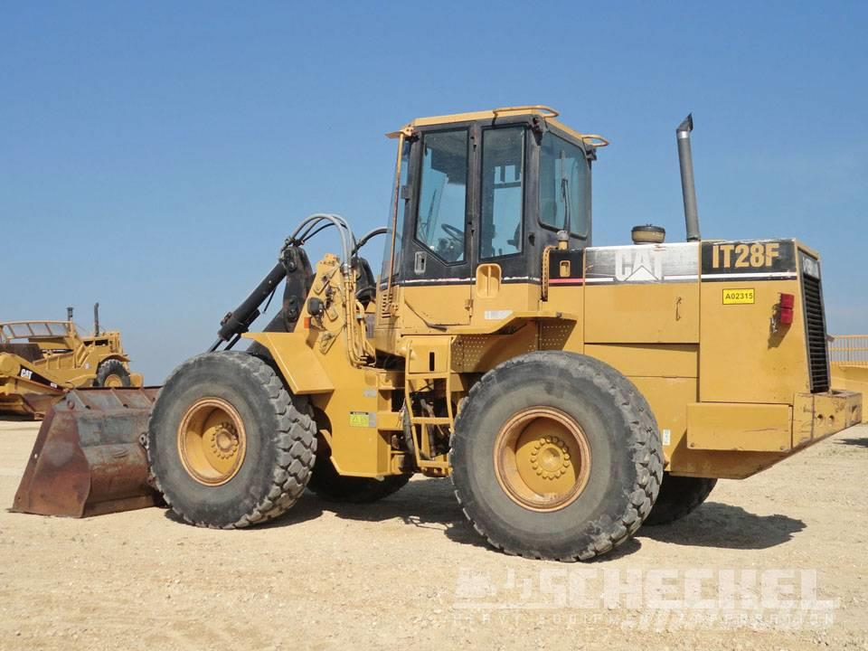 Caterpillar IT 28 F
