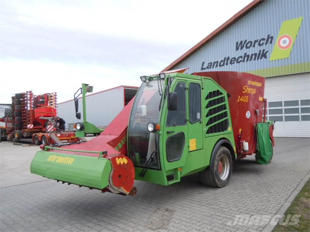 Strautmann Sherpa 1401 SFM