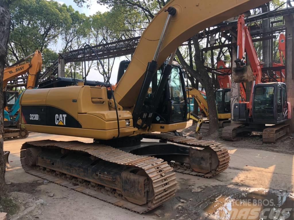 Caterpillar excavator 323 D L