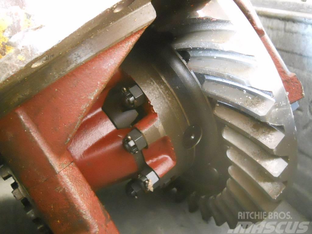 Liebherr Differential Bagger  37:7 4401301065 / 4401 301 06, Hjulaxlar