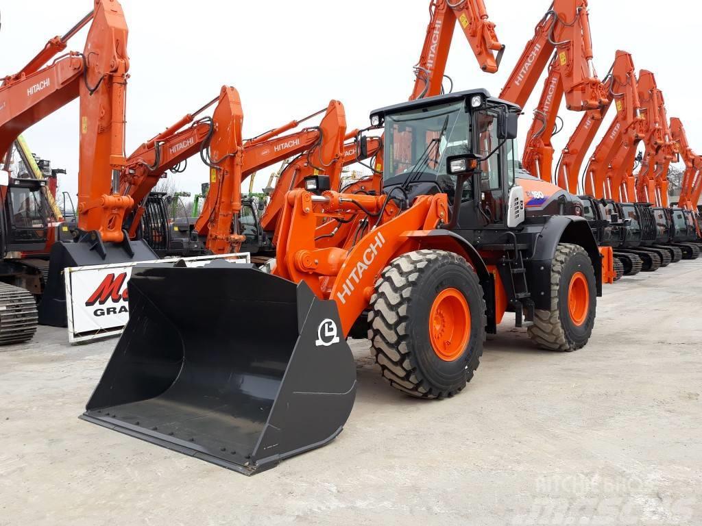 Hitachi ZW 180-6