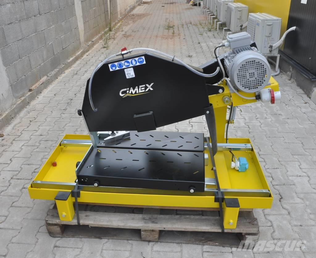 [Other] Brick Saw CIMEX MS650-S