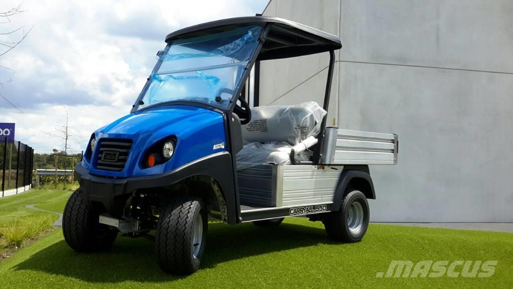 [Other] GOLFCAR clubcar carryall 550