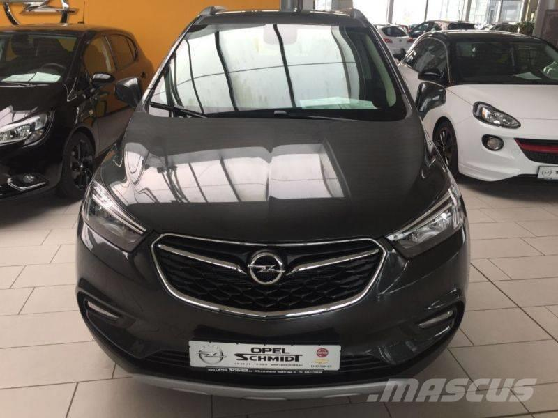 used opel mokka x elite cars year 2017 price 16 820. Black Bedroom Furniture Sets. Home Design Ideas