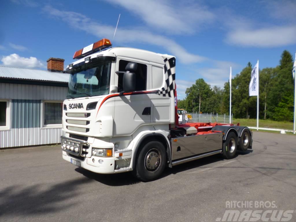 Scania R560 2012 års EURO5 R560lb6x2hnb