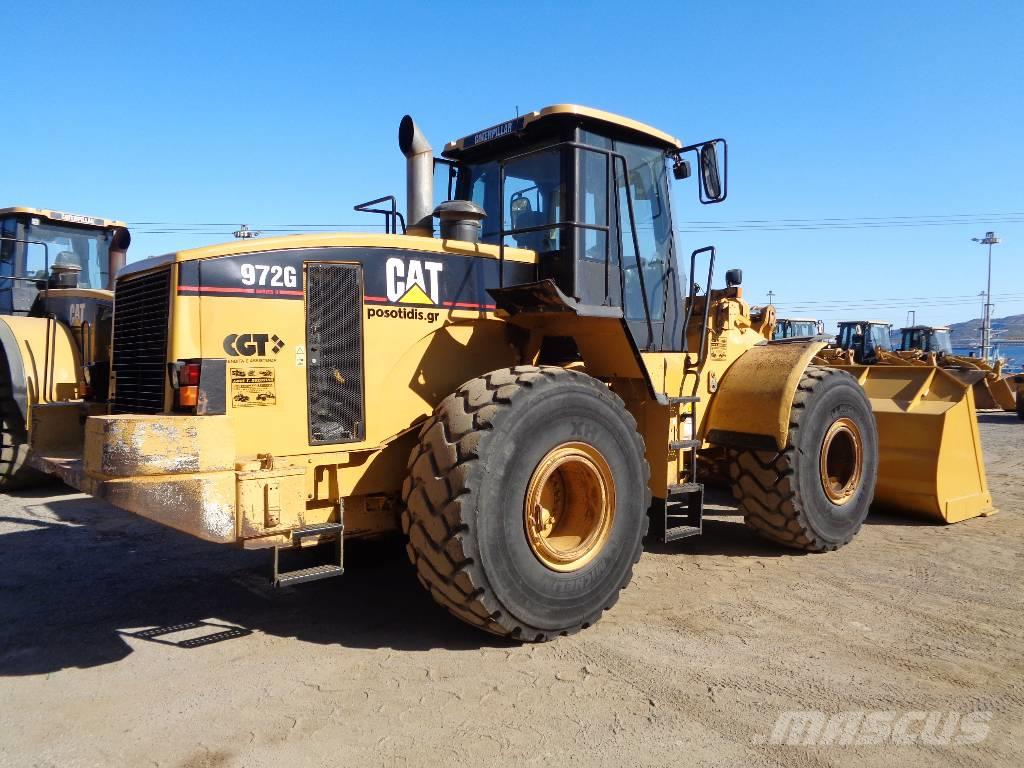 Caterpillar 972 G II