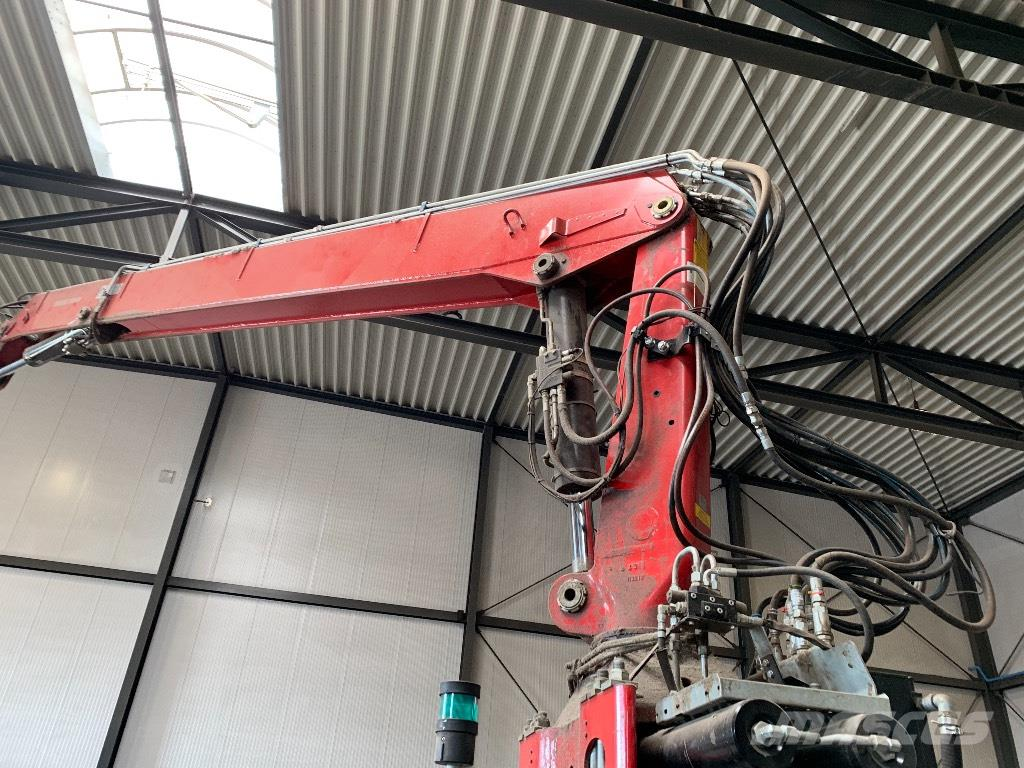 Jonsered 2080 SR-126 + Hydraulic unit